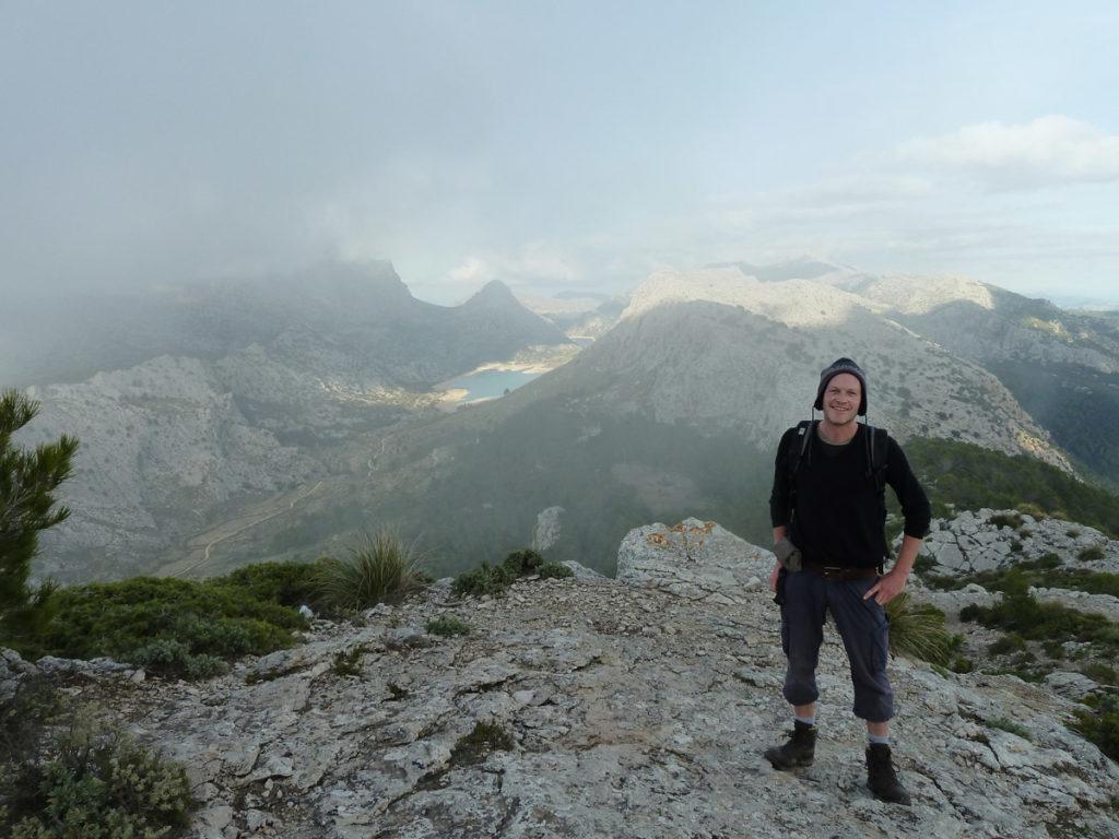 Wanderung im Tramuntana Gebirge