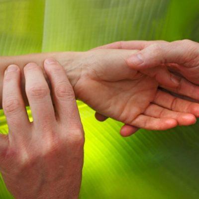 Therapie mit Heilkräutern